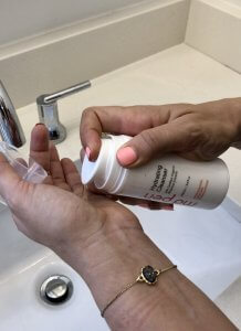 MDPen Hydrating Cleanser: The First Step in MicroNeedling Aftercare Skincare