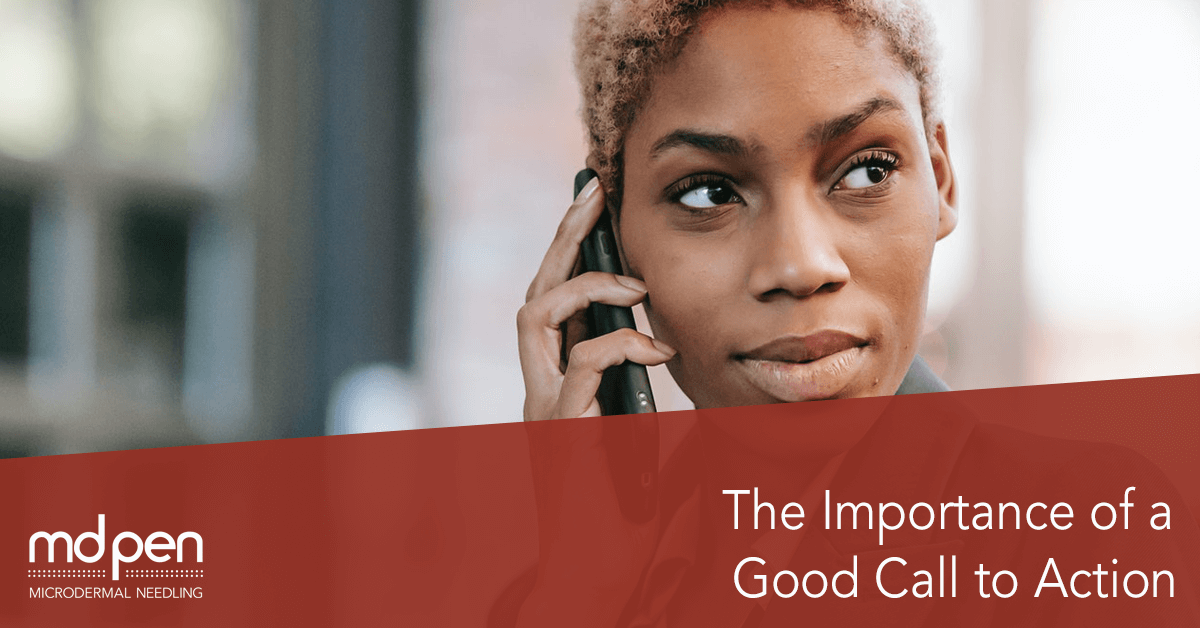 The Importance of a Good Call to Action