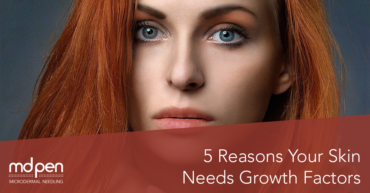 Growth Factors are key to your skin